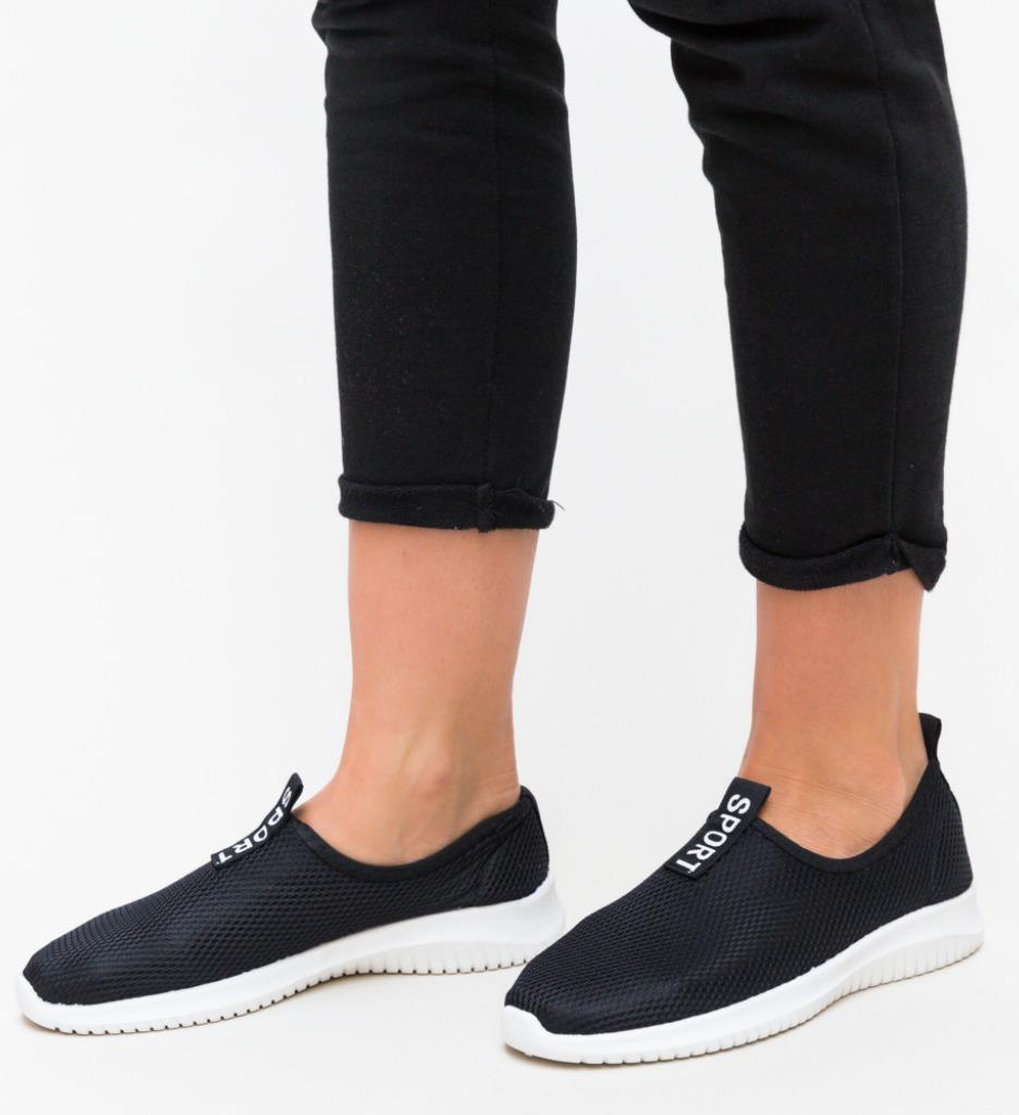 Pantofi Sport Zohas Negri