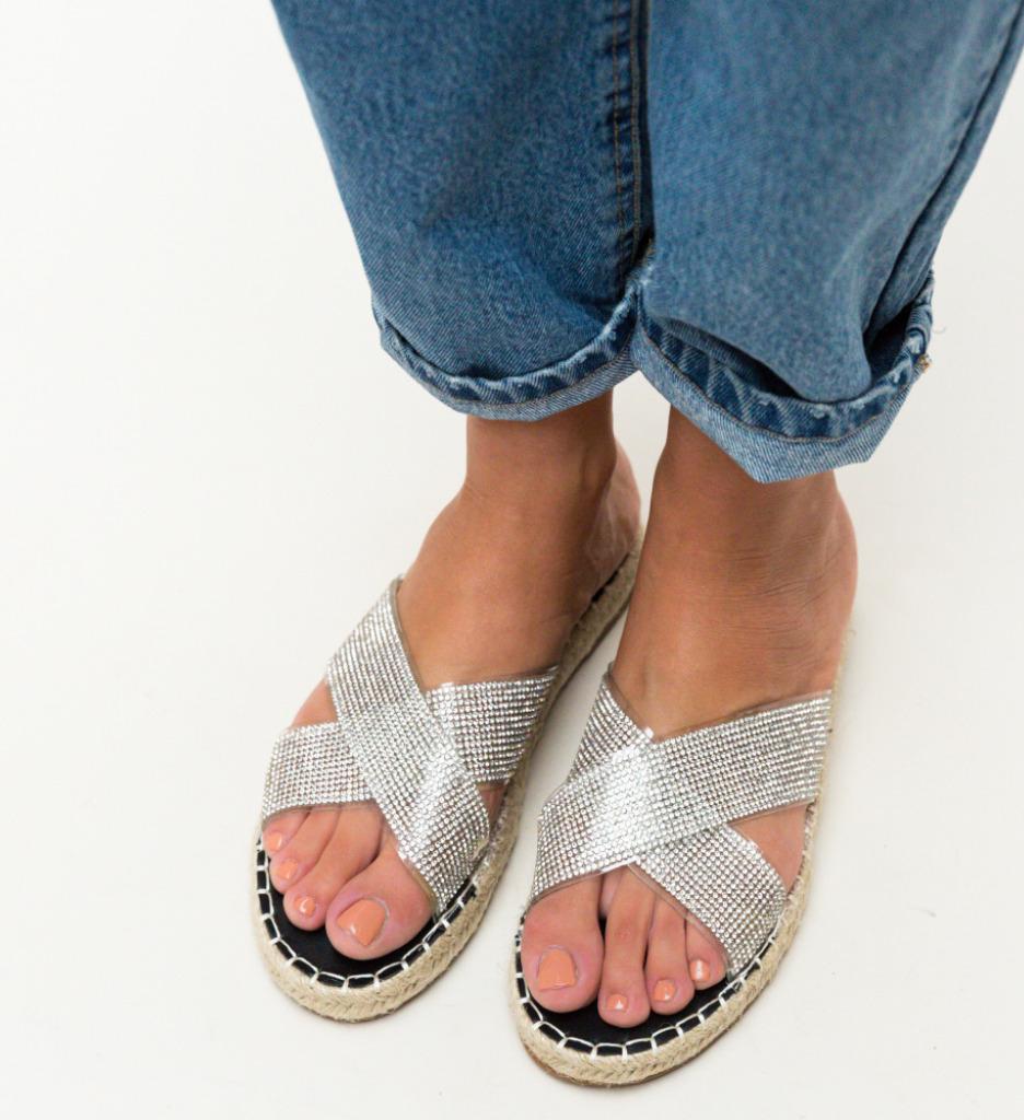 Papuci Baxter Negri