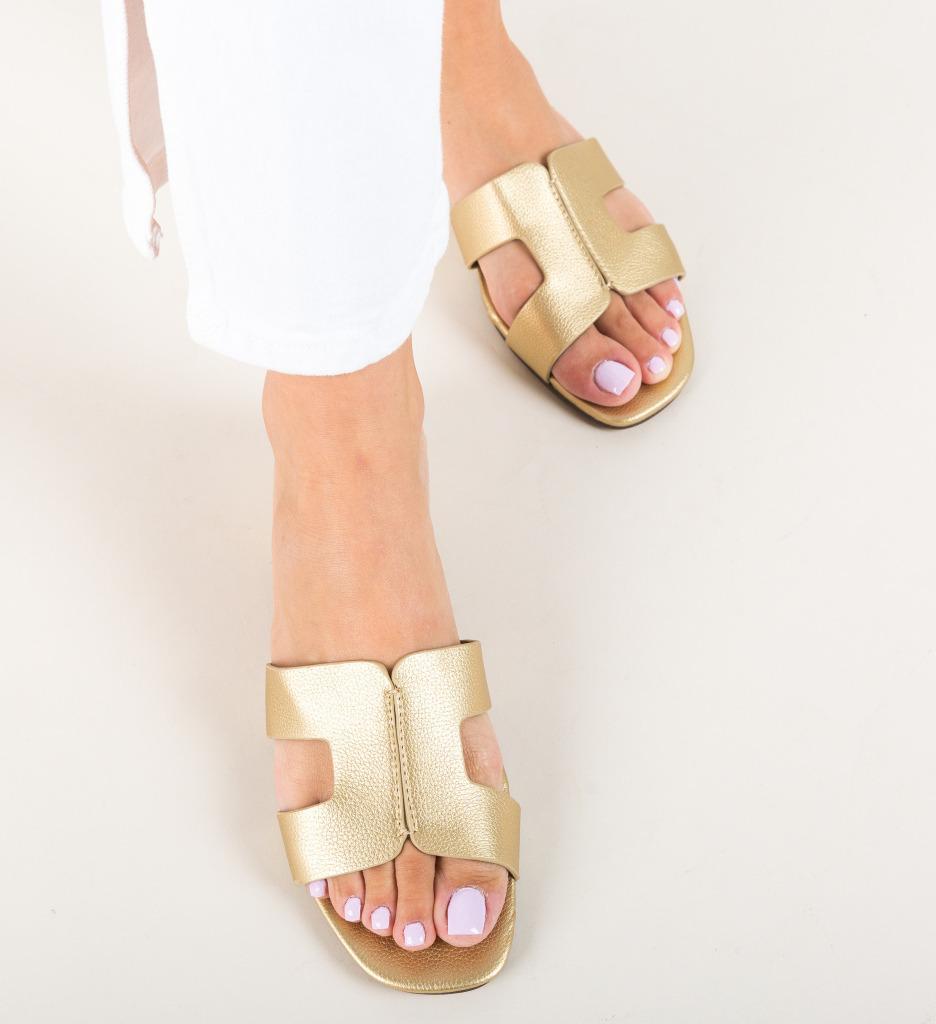 Papuci Lihan Aurii
