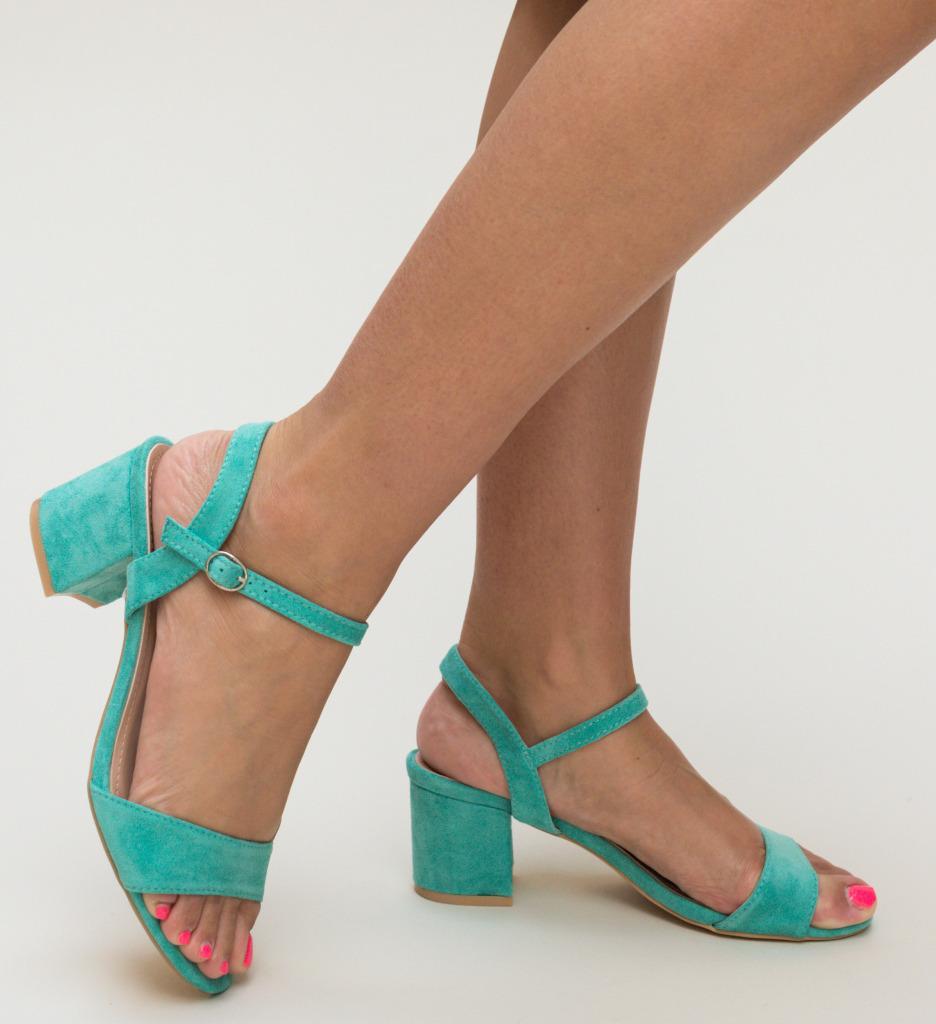 Sandale Aran Verzi