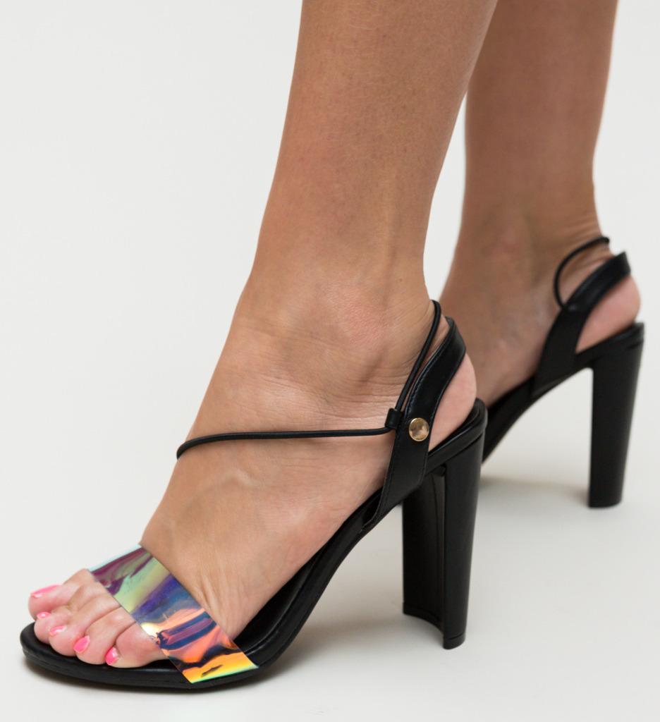 Sandale Biron Negre