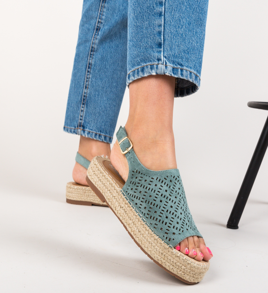 Sandale Bulge Verzi