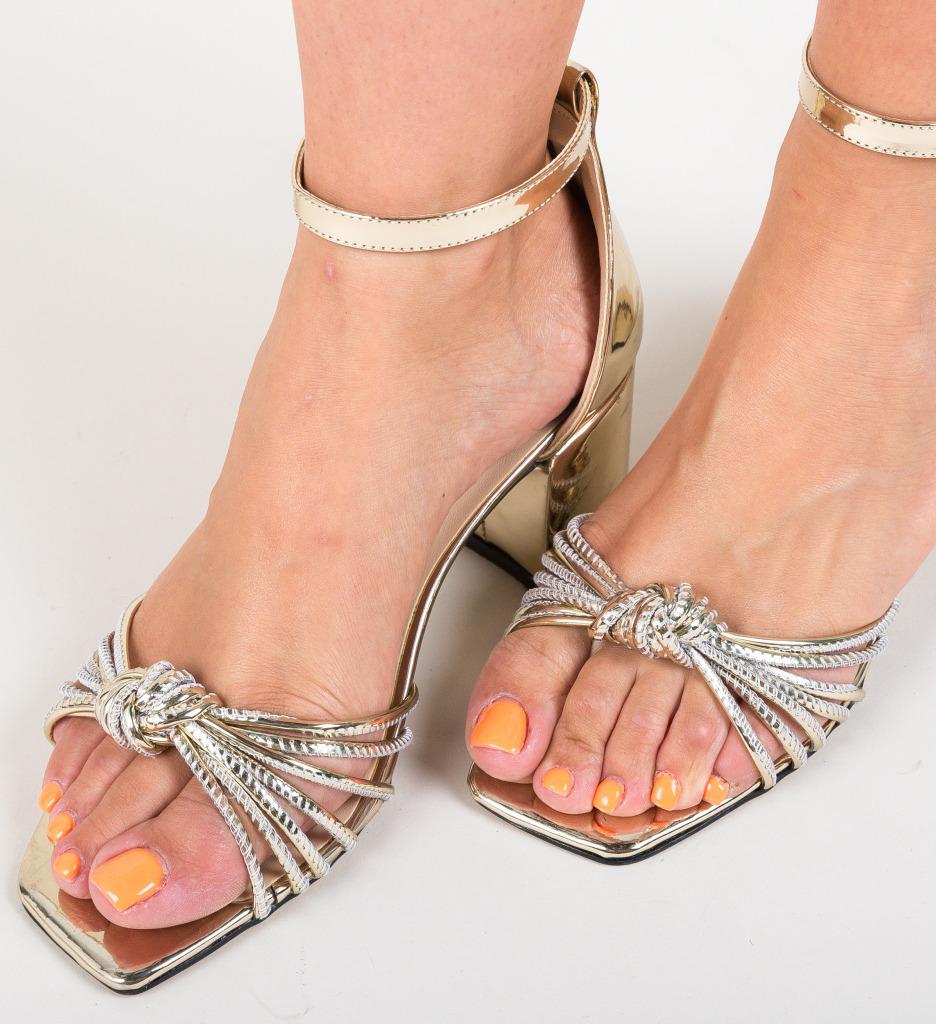 Sandale Orhan Aurii