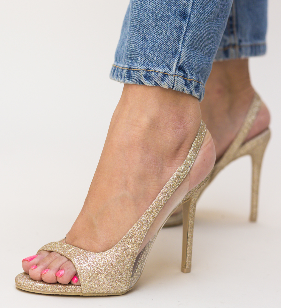 Sandale Snorlex Aurii imagine