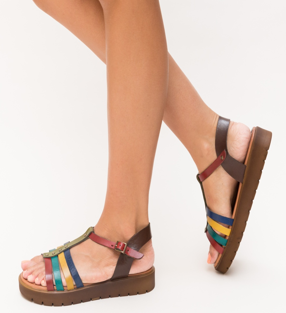 Sandale Suvio Maro Mix