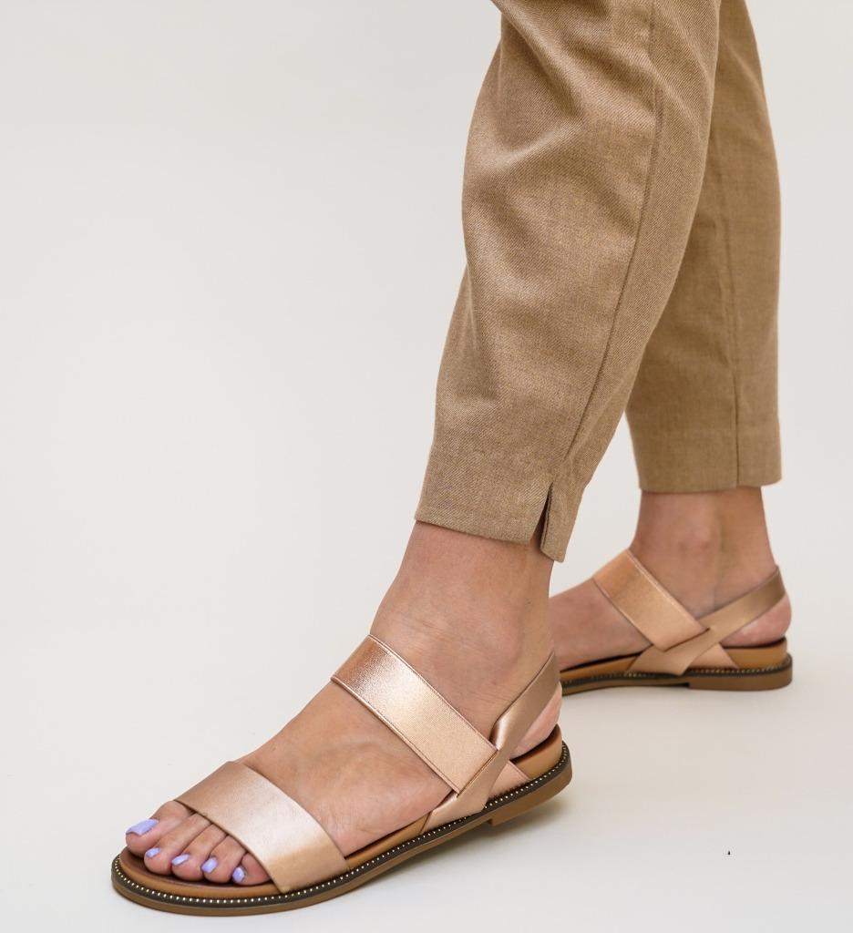 Sandale Temo Aurii
