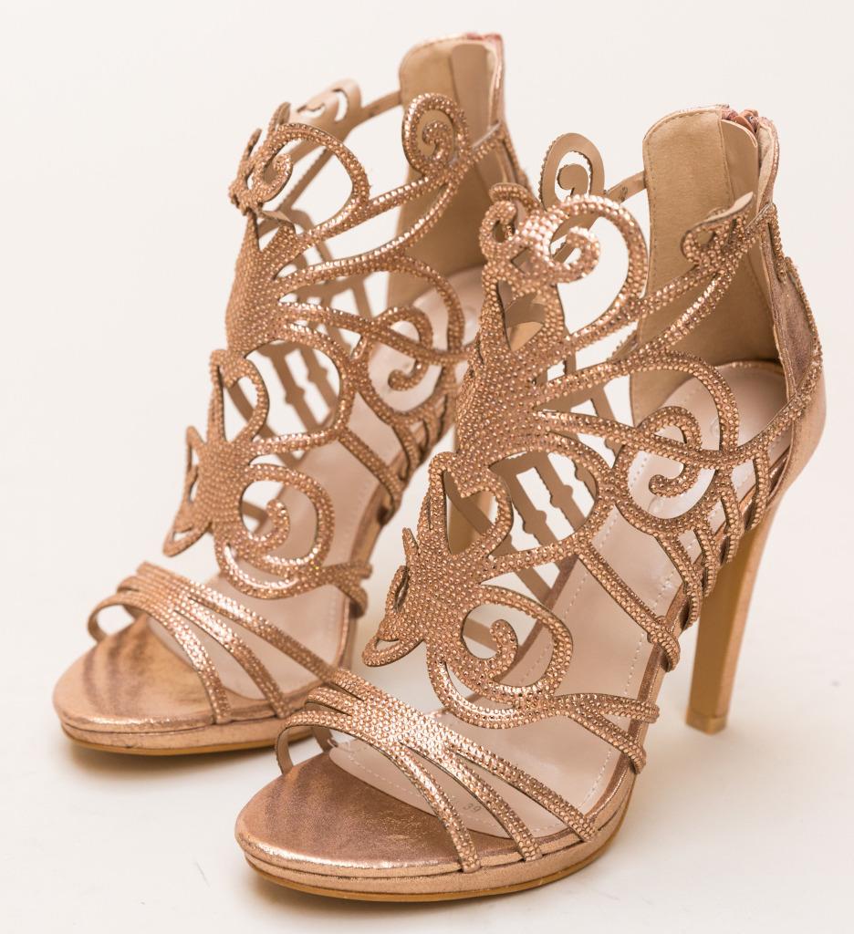 Sandale Tigres Aurii