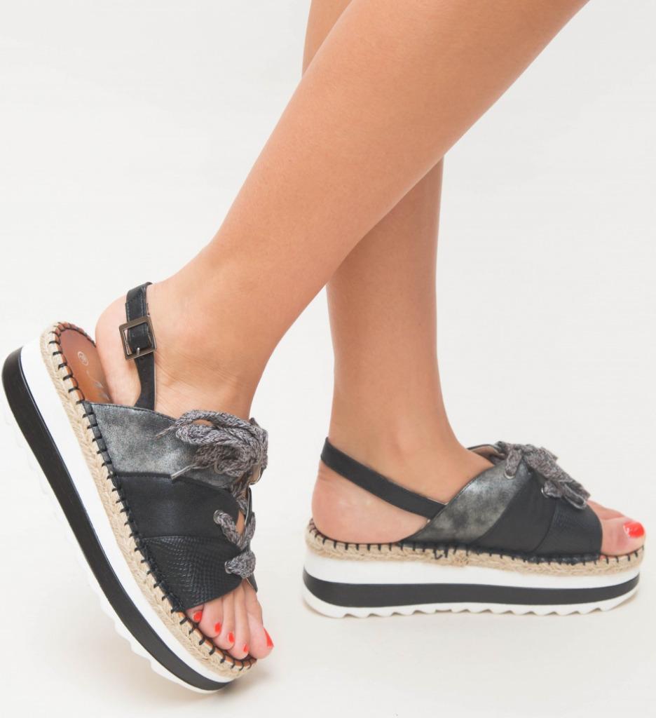 Sandale Vivas Negre