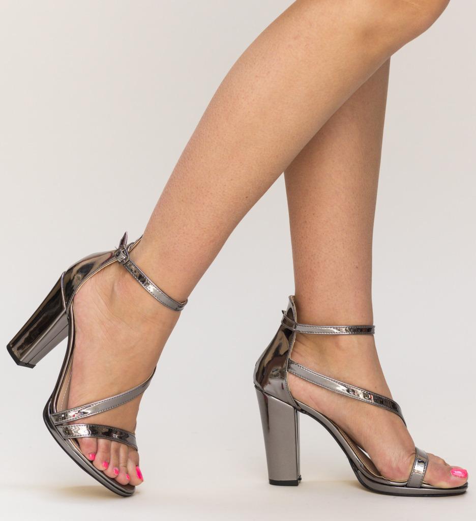 Sandale Volter Gri