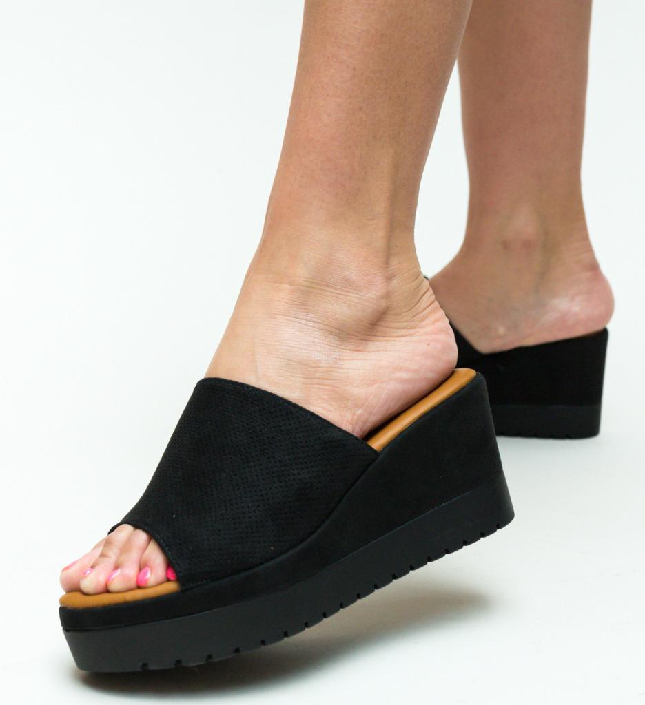 Sandale Muta Negre