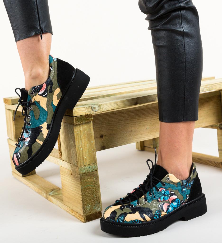 Pantofi Casual Camuf Multi