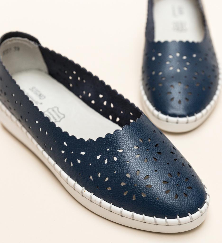Pantofi Casual Egipt Bleumarin