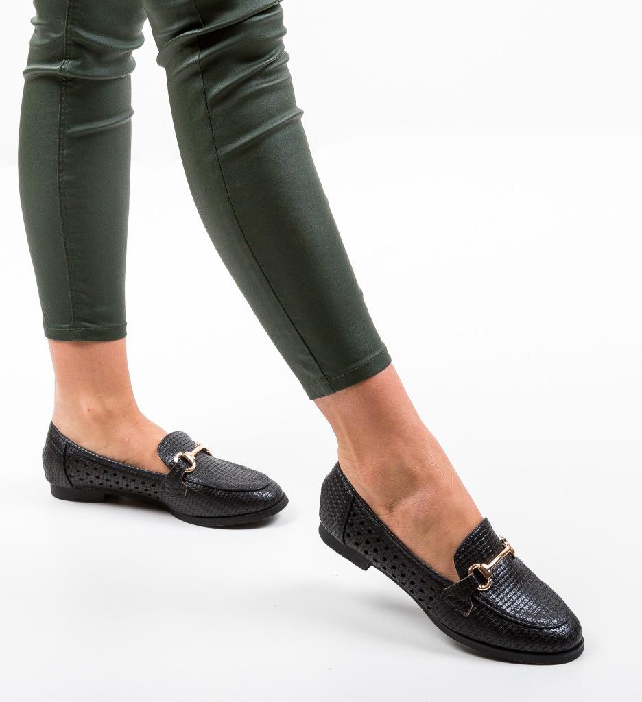 Pantofi Casual Gaia Negri