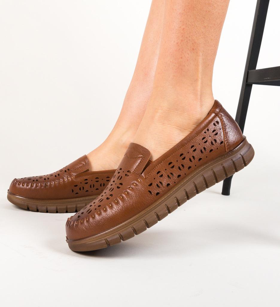 Pantofi Casual Maslon Maro