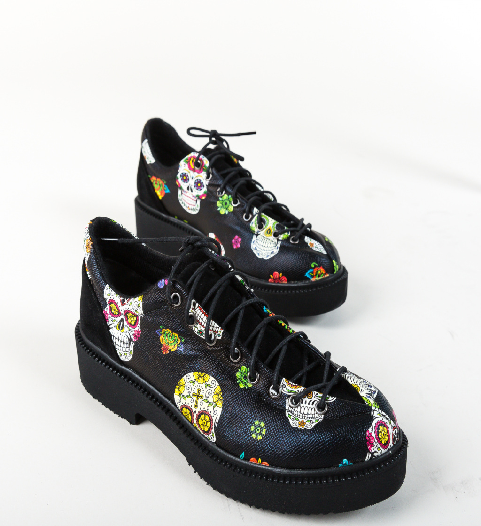 Pantofi Casual Neave Multicolor