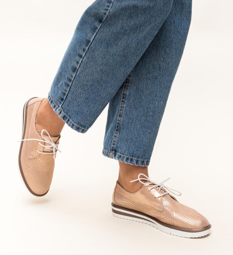 Pantofi Casual Roko Aurii