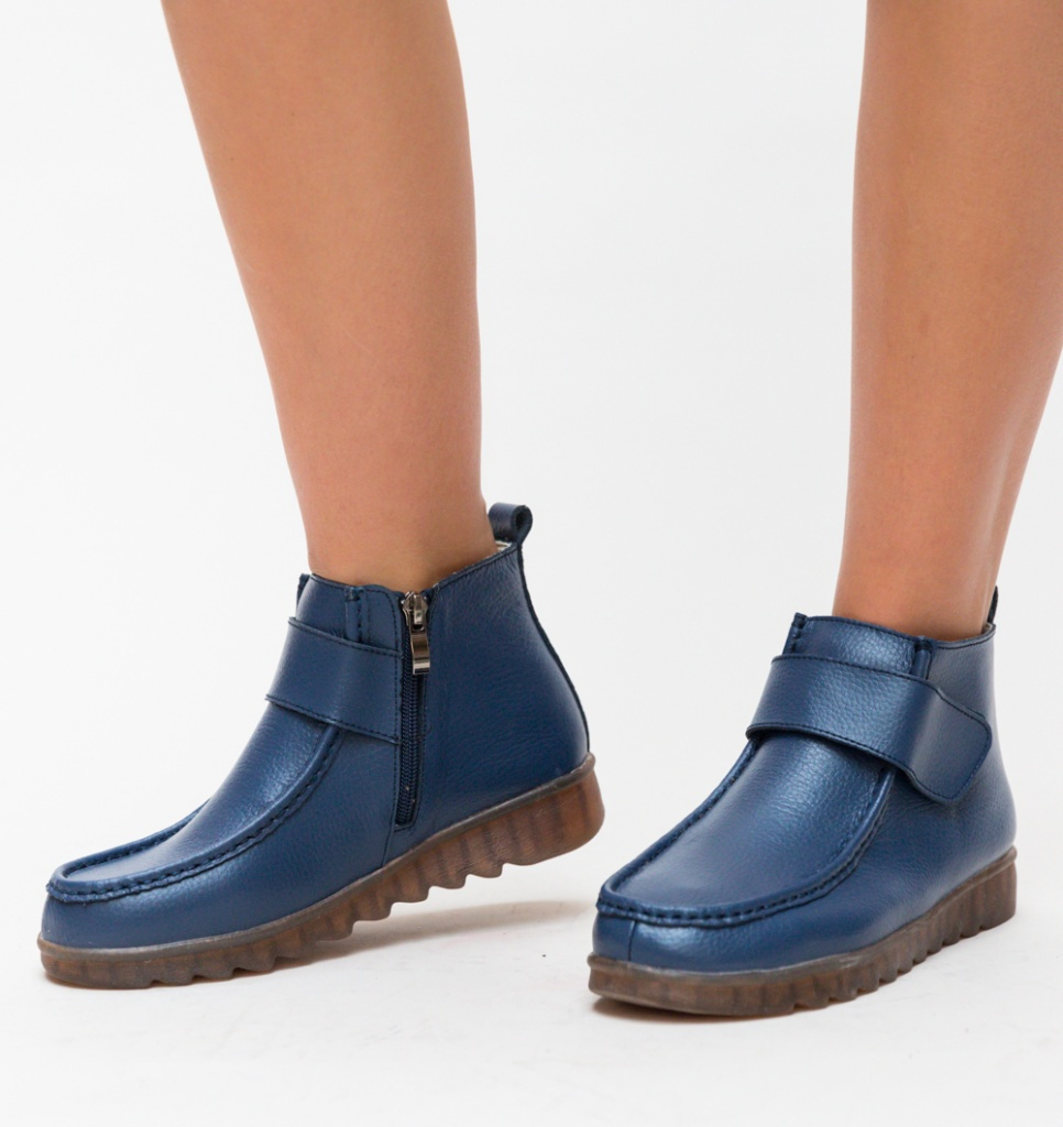 Pantofi Casual Verity Bleumarin imagine 2021