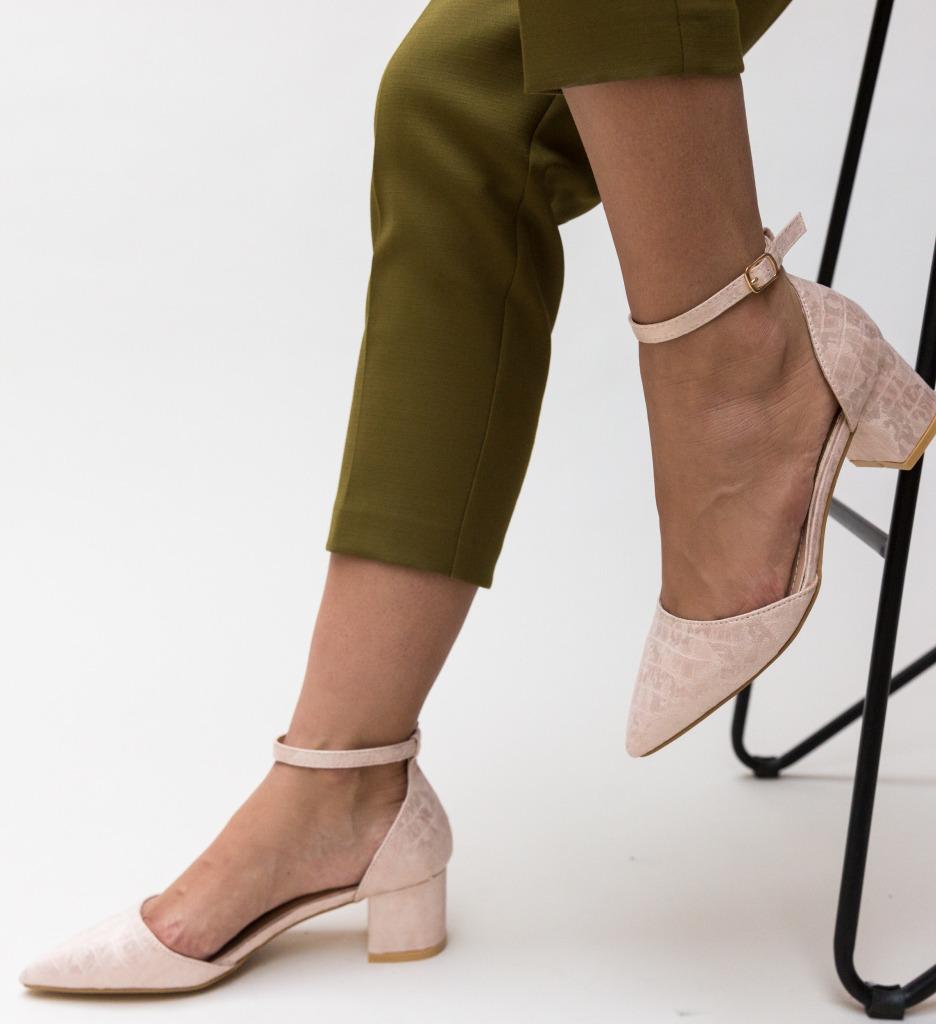 Pantofi Devlin Roz