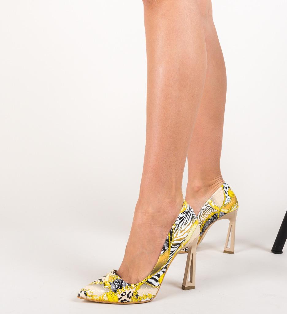 Pantofi Gingis Multi