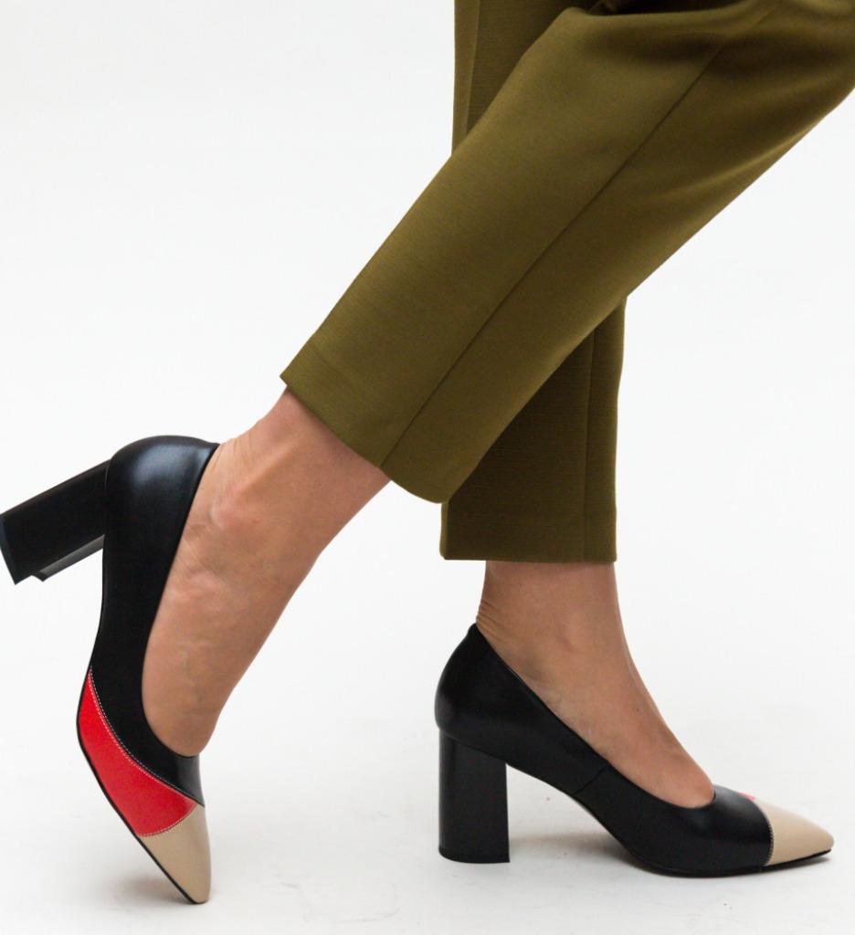 Pantofi Kit Negri 2