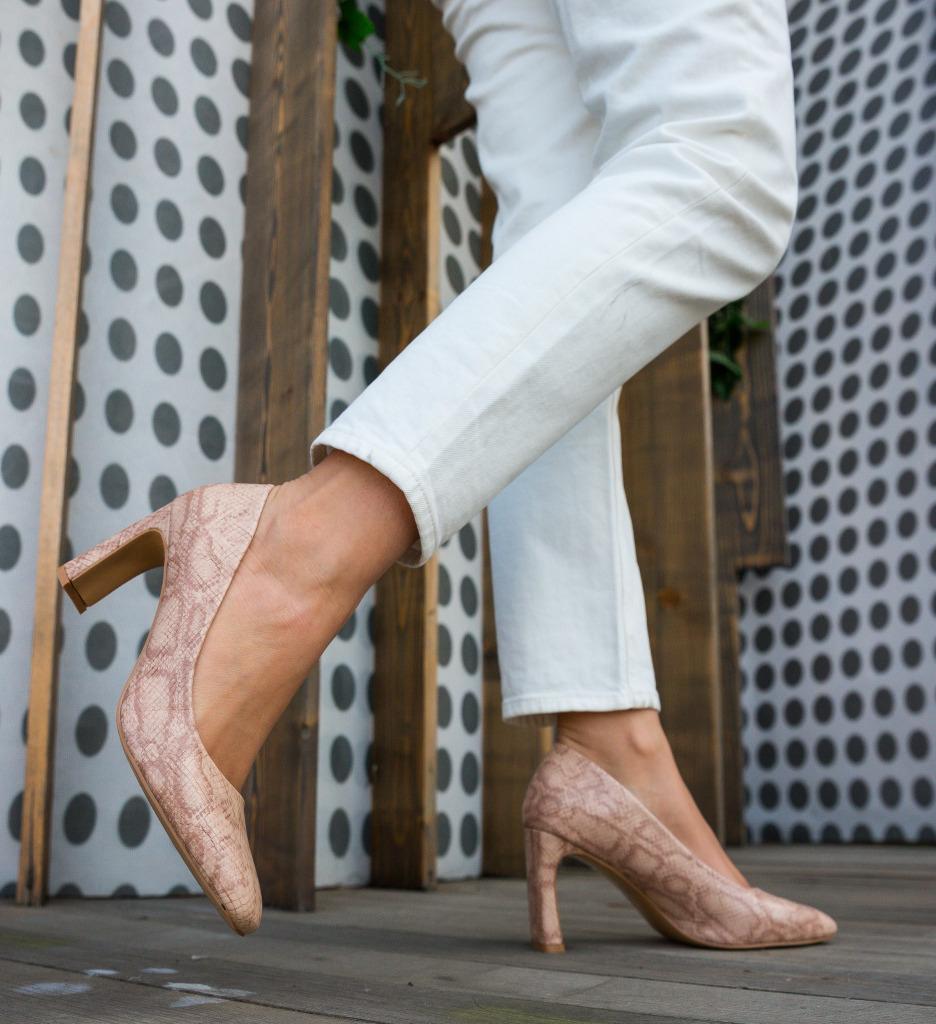 Pantofi Sart Bej
