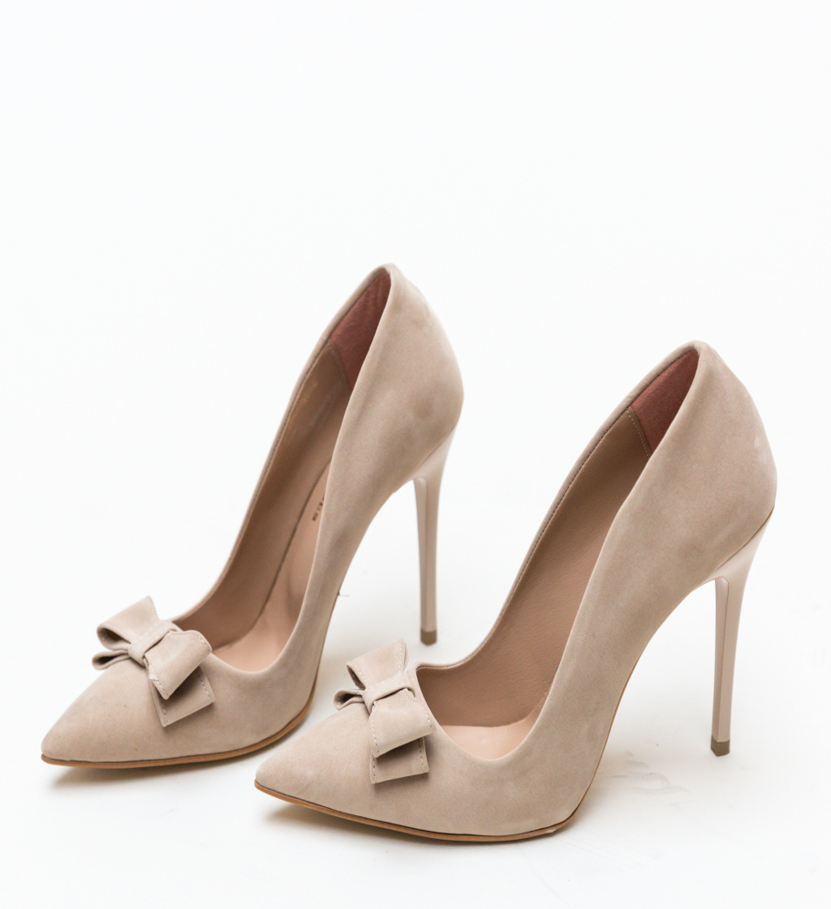 Pantofi Sedul Bej