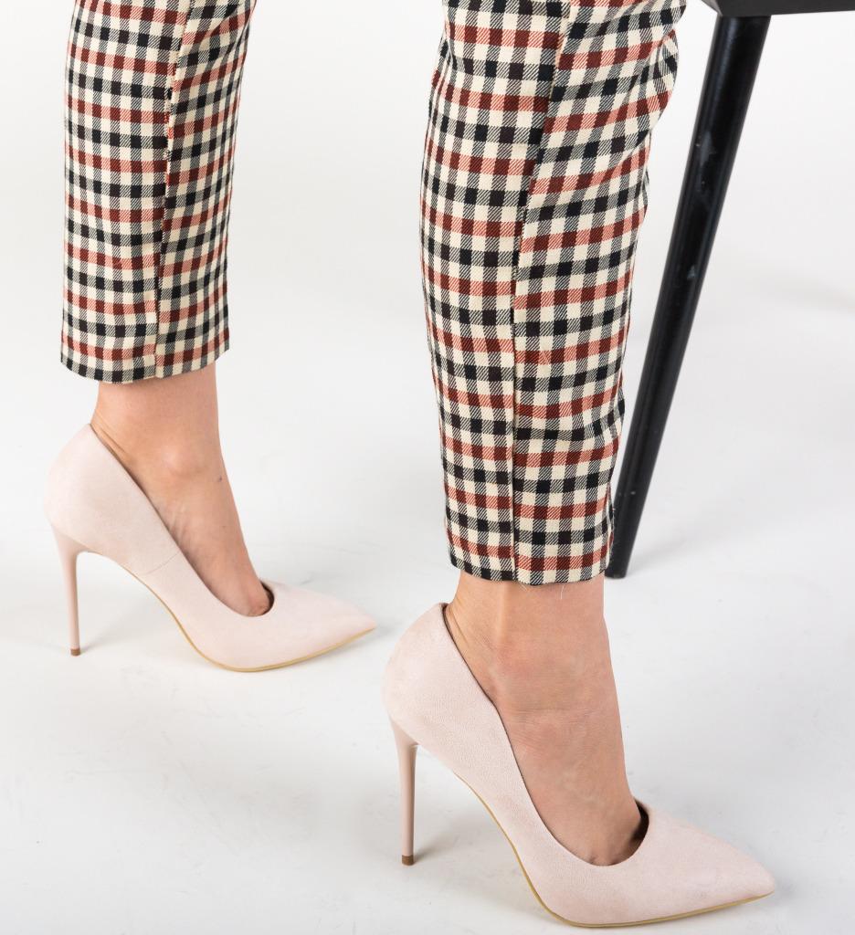 Pantofi Spiro Bej imagine
