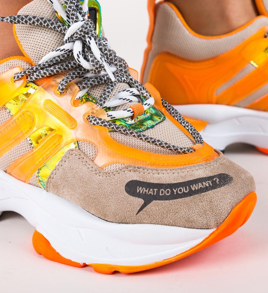 Pantofi Sport Ciaga Bej