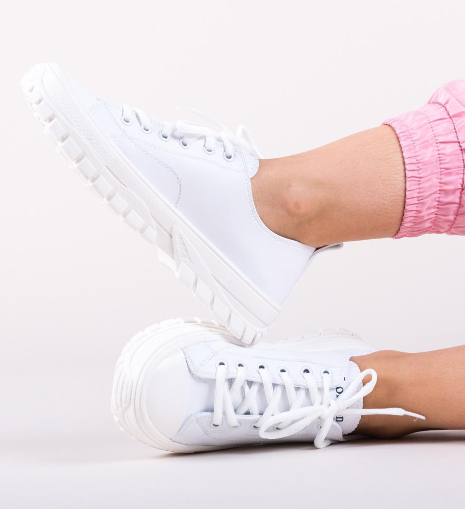 Pantofi Sport Conver Albi imagine 2021