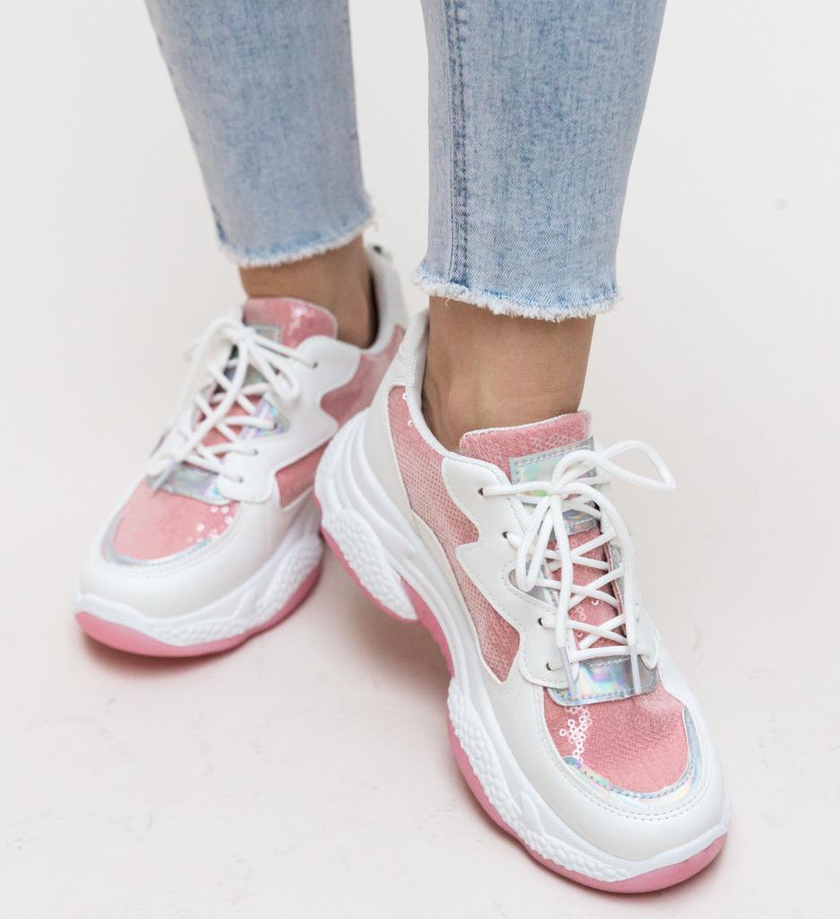 Pantofi Sport Dion Roz