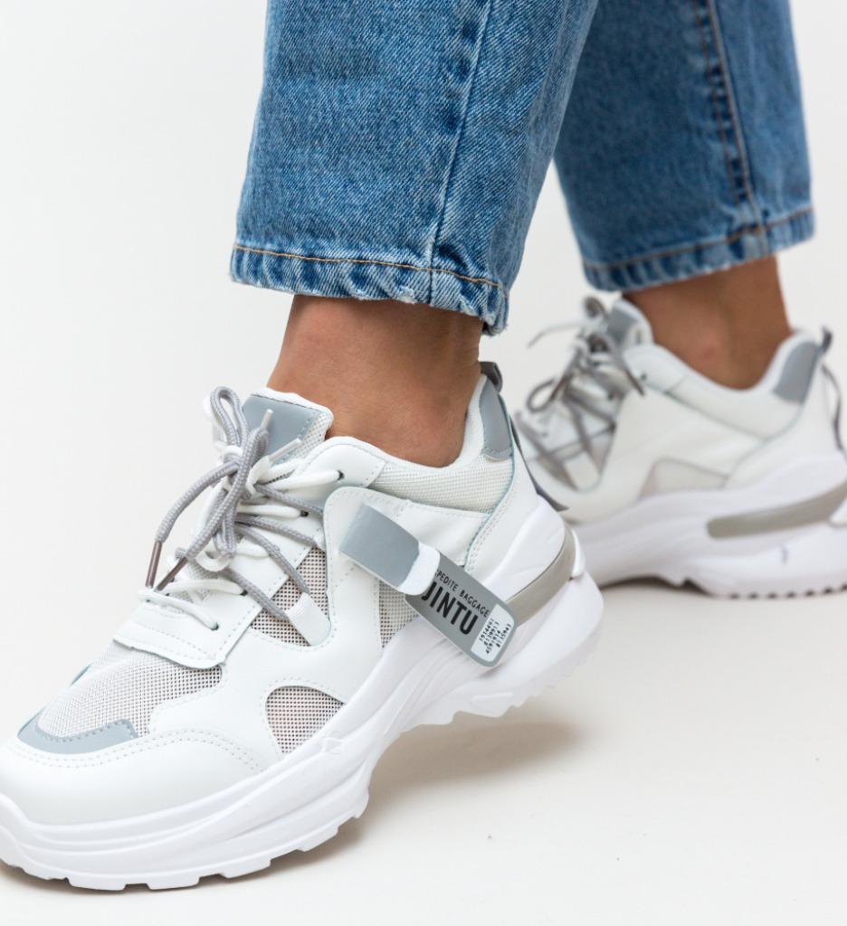 Pantofi Sport Drake Albi