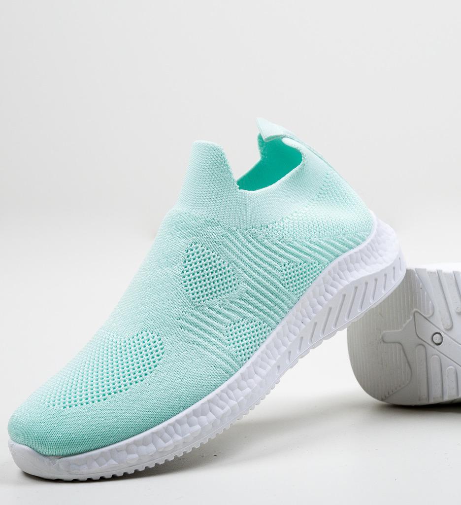 Pantofi Sport Estop Turcoaz