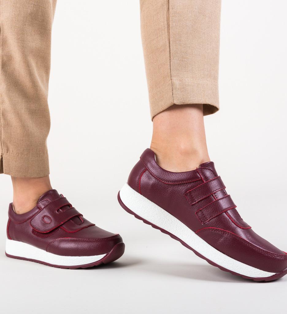 Pantofi Sport Hoffman Grena
