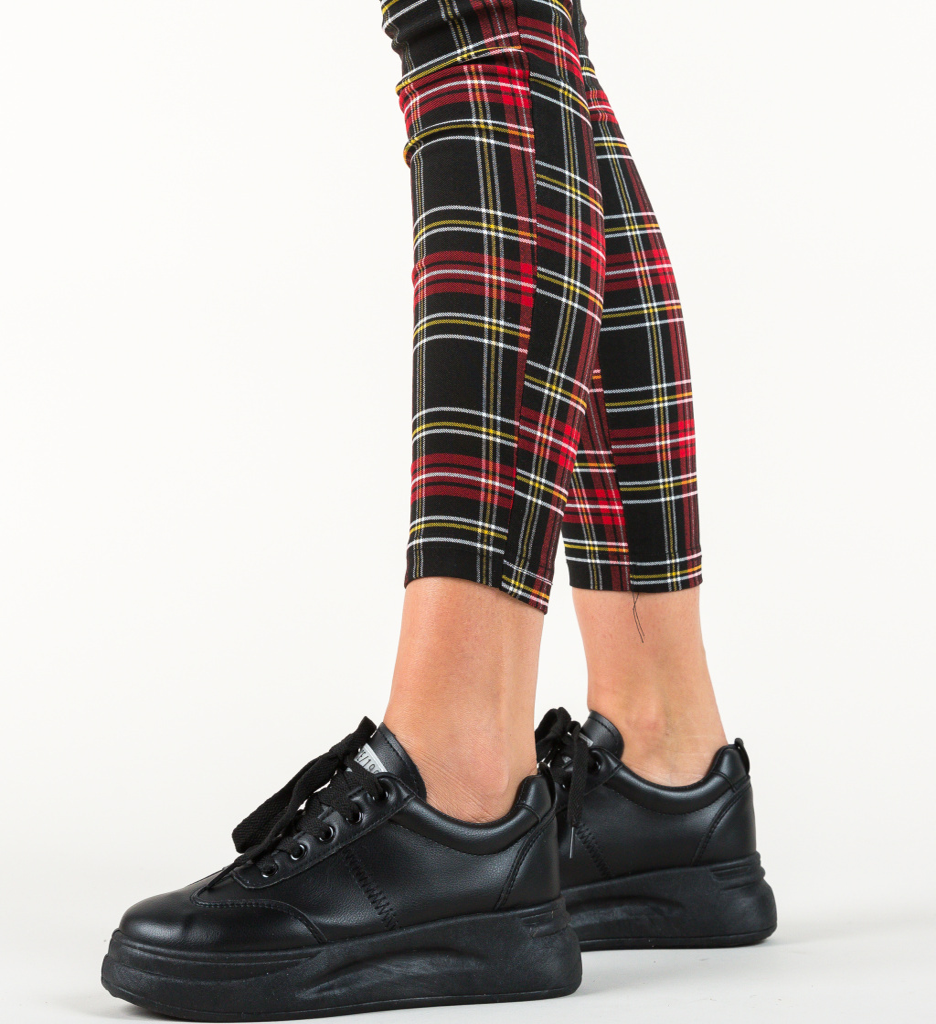 Pantofi Sport Ianix Negri