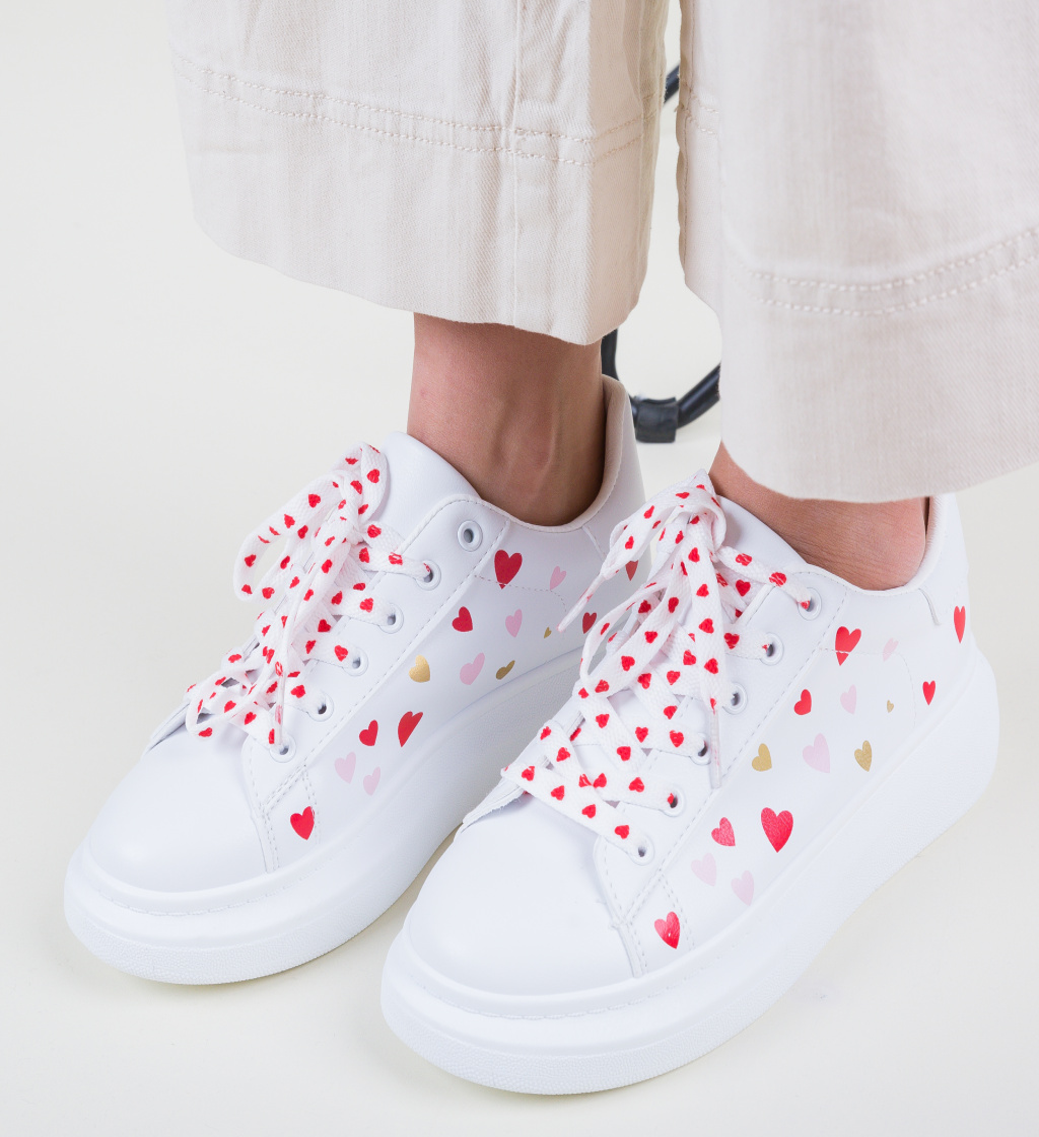 Pantofi Sport Loove Albi