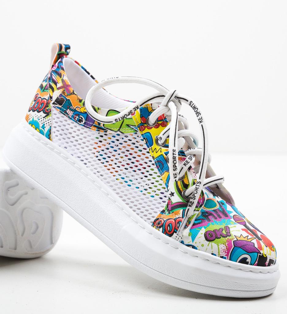 Pantofi Sport Lowo Albi