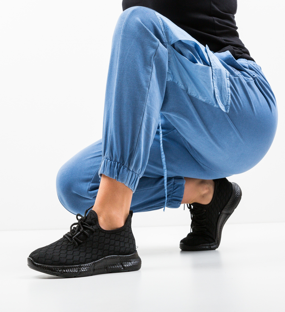 Pantofi Sport Moore Negri