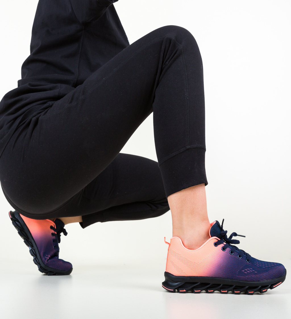 Pantofi Sport Moran Roz