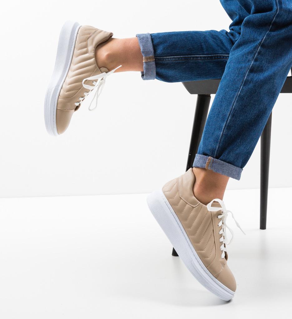 Pantofi Sport Nedit Bej