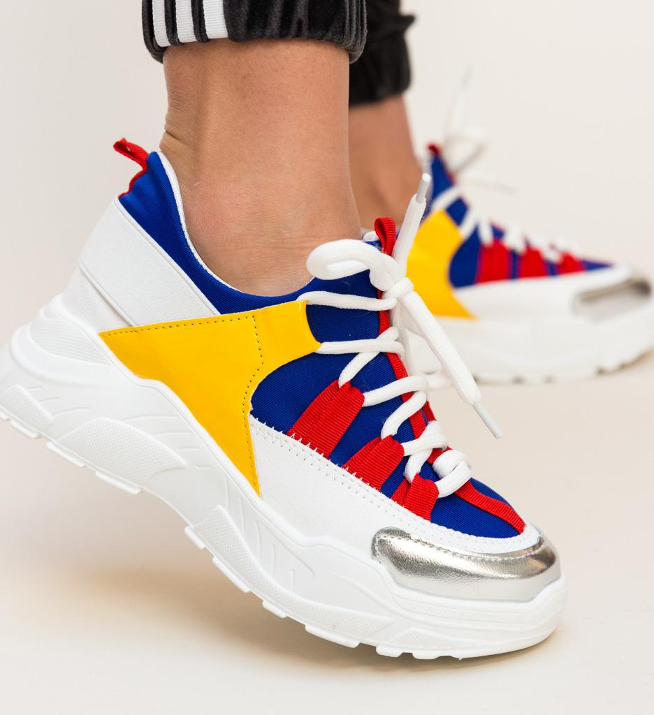 Pantofi Sport Paleto Albastri