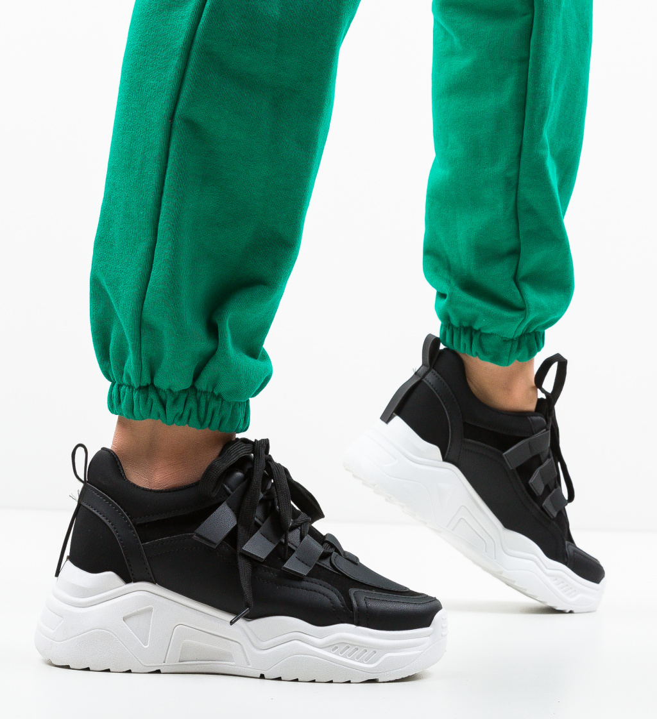 Pantofi Sport Piaodo Negri
