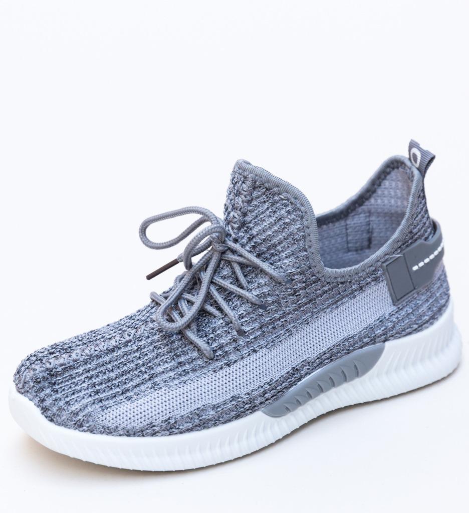 Pantofi Sport Rafe Gri