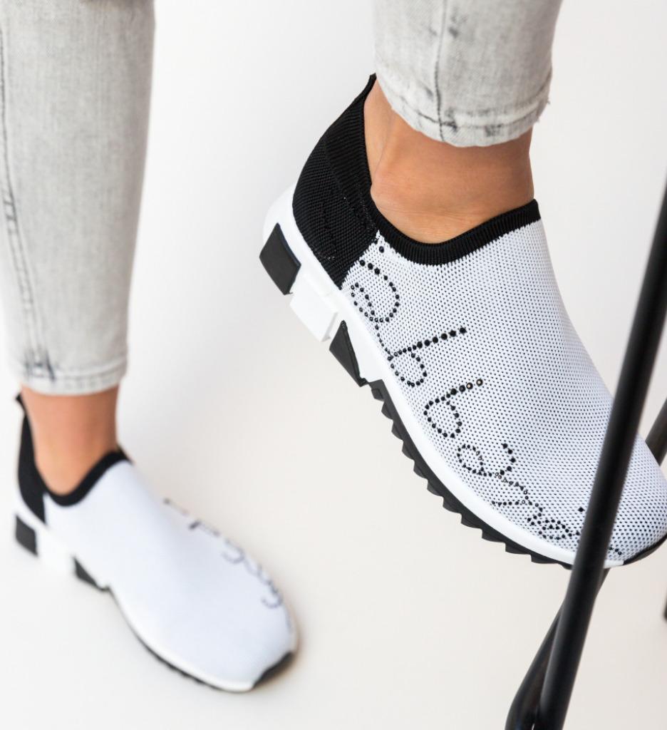 Pantofi Sport Sabbar Albi