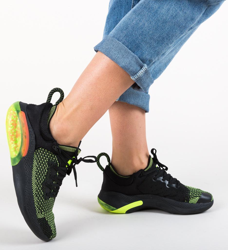 Pantofi Sport Salazar Verzi