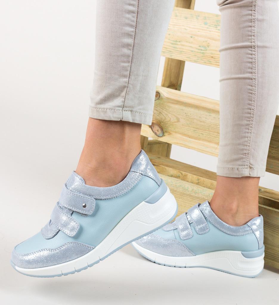 Pantofi Sport Sonya Bleu