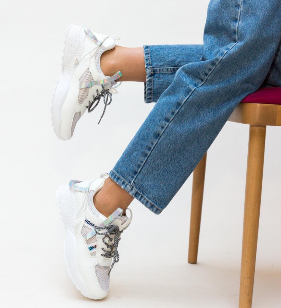 Pantofi Sport Vishal Albi imagine