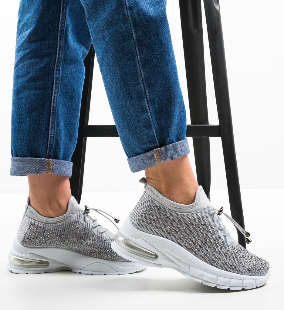 Pantofi Sport Vivie Gri