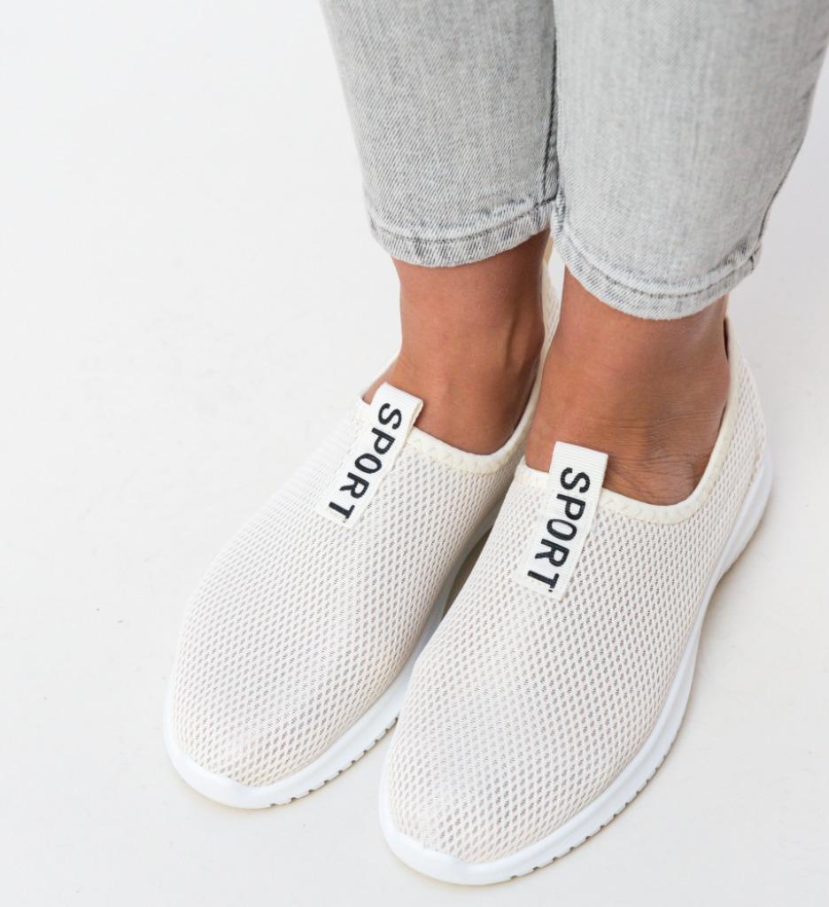 Pantofi Sport Zohas Bej
