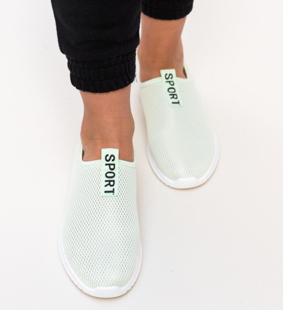 Pantofi Sport Zohas Verzi