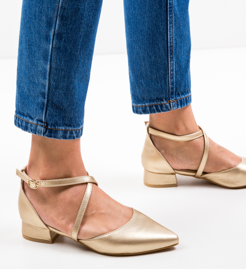 Pantofi Yousif Aurii
